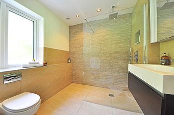 reforma de baño en mostoles ducha