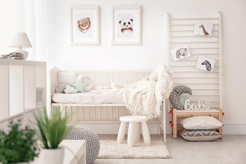 Reformar tu vivienda para la llegada de un bebé